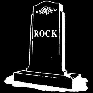 Rock is dead  / When did rock stop being pop Rock-is-dead
